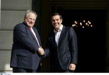 Κοτζιάς: «Είμαι ο πιο ευτυχής παραιτηθείς Υπουργός»