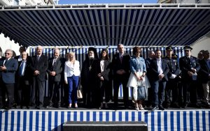 Σε εξέλιξη η μαθητική παρέλαση στη Θεσσαλονίκη (pics)