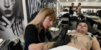Tattoo και μοτοσικλέτες… κατέκλυσαν τη ΔΕΘ!