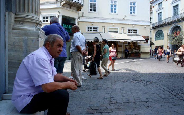 ΣΕΒ: Ο πληθυσμός της Ελλάδας όπως… στην Κατοχή