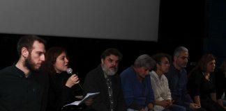 Σκηνοθέτες-παραγωγοί για τη χάραξη ενιαίας κινηματογραφικής πολιτικής