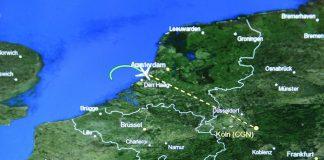 Αναγκαστική προσγείωση στην Κολωνία για το αεροσκάφος της Μέρκελ