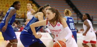 Ήττα για τις γυναίκες του Ολυμπιακού στην Euroleague