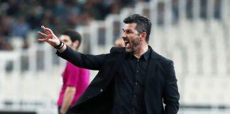 Εκτός εαυτού ο Ουζουνίδης: «Χωρίς να μπούμε στο γήπεδο, πήραμε έναν βαθμό»