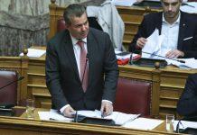 Πετρόπουλος: «Επιταχύνεται η χορήγηση συντάξεων»