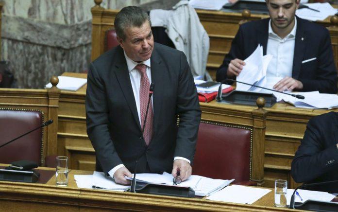 Τ. Πετρόπουλος: «Ανεύθυνη και αντιδημοκρατική η στάση της Ν.Δ.»