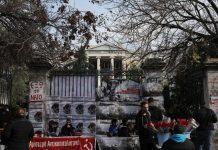 Πολυτεχνείο: Έκλεισαν οι πύλες, δρακόντεια τα μέτρα ασφαλείας