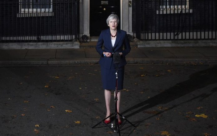 Ευκαιρία για συμφωνία στις συνομιλίες για το Brexit βλέπει η κυβέρνηση