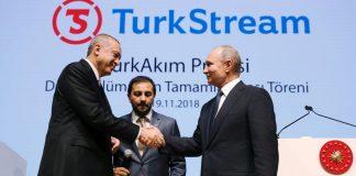 Δηλώσεις του CEO της Gazprom για την κατασκευή του Turkish Stream-2