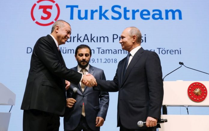 Σήμερα η συνάντηση Πούτιν-Ερντογάν