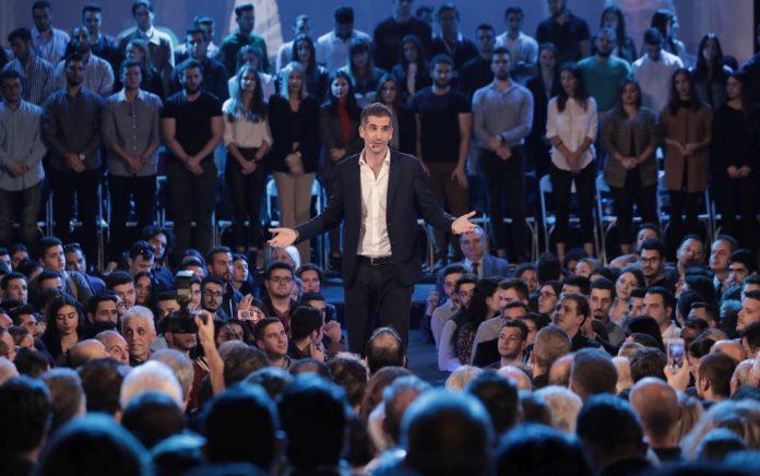 Κ.Μπακογιάννης: «Στόχος μου να ανακτήσει η Αθήνα τη χαμένη της ευγένεια»