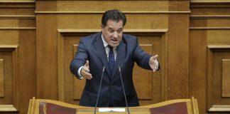 Αδ. Γεωργιάδης: «Ποτέ συνεργασία με ΣΥΡΙΖΑ» - Politik.gr