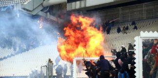 «Όχι» της UEFA σε ΑΕΚ για παράσταση στην εκδίκαση