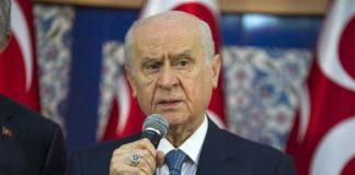 Μπαχτσελί: «Η Μεσόγειος ήταν τουρκική λίμνη»