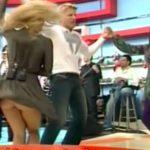 Όταν η ελληνική τηλεόραση προσφέρει «καυτό» θέαμα! (vd)