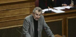 Εμμανουηλίδης: «Η ΝΔ ολισθαίνει σε ακροδεξιές συμπεριφορές»