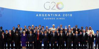 G20: Το τελικό ανακοινωθέν των κρατών – μελών