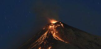 Γουατεμάλα: Ενεργοποιήθηκε το ηφαίστειο που τον Ιούνιο σκότωσε 190 ανθρώπους