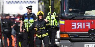 Φωτιά σε αμαξοστάσιο λεωφορείων στο Λονδίνο