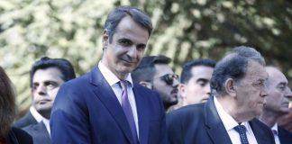 Μητσοτάκης: «Δεν θα ψηφίσουμε τη συμφωνία των Πρεσπών»