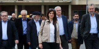 Νοτοπούλου: «Διαβαλκανικός φορέας ανάπτυξης με έδρα Θεσσαλονίκη»