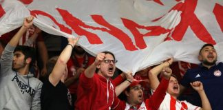 Εξιτήριο για τους τραυματίες οπαδούς του Ολυμπιακού