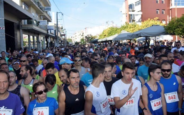 Δήμος Περιστερίου: Νέο ρεκόρ συμμετοχής στον 5ο Λαϊκό Αγώνα Δρόμου