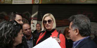 Έξαλλοι οι ΣΥΡΙΖΑίοι με τη Ραχήλ Μακρή