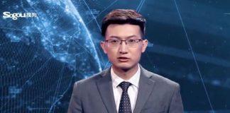 Το πρώτο ρομπότ παρουσιαστής δελτίου ειδήσεων είναι γεγονός! (vd)