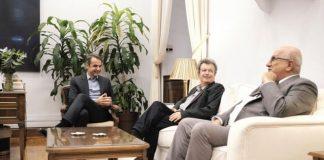 Υποψήφιοι με τη ΝΔ Τατσόπουλος και Πανούτσος