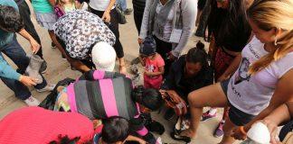 Μετανάστες στα σύνορα ΗΠΑ-Μεξικού ξεκίνησαν απεργία πείνας