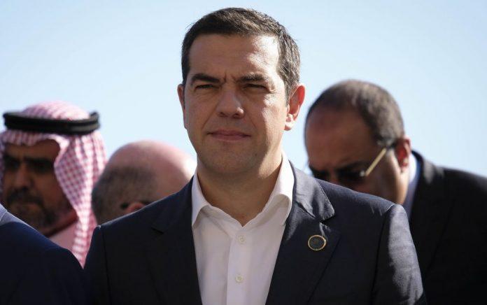 Στη Θεσσαλονίκη και το Summit 2018 ο Τσίπρας