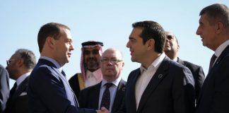 Οικονομική συνεργασία Ελλάδας - Ρωσίας