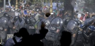 Αργεντινή: 26 τραυματίες από επεισόδια σε ποδοσφαιρικό αγώνα