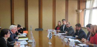 Σύσκεψη των υπουργών Δικαιοσύνης Ελλάδας και Κύπρου