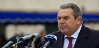 Πάνος Καμμένος: «Η Ελλάδα δεν έχει να φοβηθεί καμία Τουρκία»