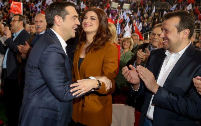 Χρίσμα Τσίπρα σε Νοτοπούλου –«Ενωμένοι στη μάχη για μια νέα Θεσσαλονίκη»