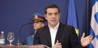Τσίπρας: «Πατριωτικό καθήκον η κύρωση της Συμφωνίας»