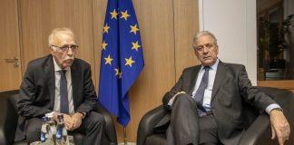 Ελληνική πρόταση για μεταβατικό μηχανισμό ανακατανομής των προσφύγων