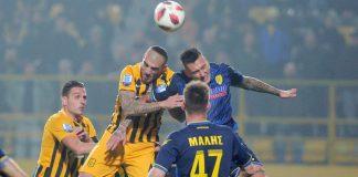 Super League: Σπουδαία νίκη του Παναιτωλικού στο «Βικελίδης»