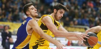 Α1 μπάσκετ: Επέστρεψε στις επιτυχίες το Περιστέρι, 9 σερί νίκες η ΑΕΚ