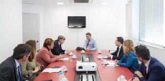 Συνάντηση Μητσοτάκη με την Ένωση Ασφαλιστικών Εταιριών Ελλάδος
