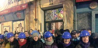 Μαδρίτη: Δικαστήριο αποφάσισε έξωση τα ξημερώματα
