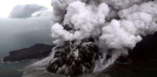 Ιαπωνία: Έκρηξη ηφαιστείου στα νοτιοδυτικά