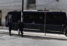 Επίθεση με μολότοφ κατά των ΜΑΤ στην Καισαριανή