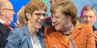 Ποια είναι η νέα πρόεδρος της CDU;
