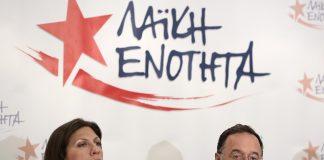 Ο πόλεμος ΣΥΡΙΖΑ με τους εξ ευωνύμων του