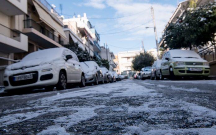 Φλώρινα: Ολικός παγετός για 10η ημέρα! (vd) - Politik.gr