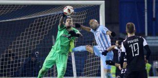 Ποδοσφαιριστής της Λαμίας ενεπλάκη σε τροχαίο