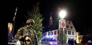 Στους τέσσερις οι νεκροί από την επίθεση στο Στρασβούργο